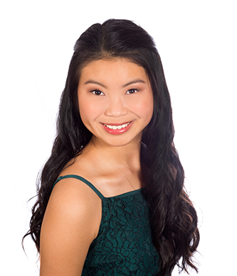 Miss Redwood City/San Mateo County's Outstanding Teen_Lina_Cheung